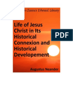 Neander - Life of Jesus Christ Historically