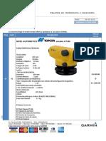 CT3249-ToPO Niveles Automaticos - Martín Paul