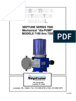IM Series7000 Neptune Mechanical Dia Pump