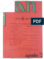 Boletín cultural Blaa