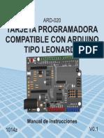 ARD 020 Instr