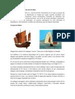Navegación de Carga en Los Ríos de China