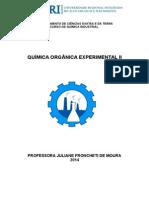 Apostila Química Orgânica Experimental