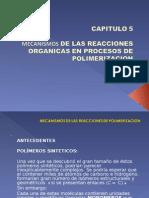 CAP. 5- MECANISMOS DE POLIMERIZACI+ôN-2009-1