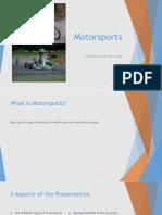motorsports 12