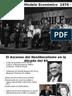 Dictadura y Modelo Economico