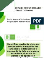 Presentacion Brida Analisis de Falla