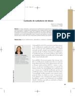 Cuidando de Cuidadores de Idosos - Revista de Bioetica - CFM