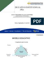 Modelo Praxeologico