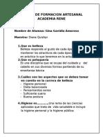 Centro de Formacion Artesanal Academia Rene