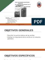 Quimica de La Arcilla Grupo 1