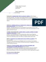 AFRICOM Related Newsclips 2Feb10