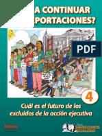 ¿Van a continuar las deportaciones? - Cuál es el futuro de los excluidos de la acción ejecutiva