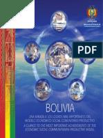 BROCHURE 2015 Economía Boliviana