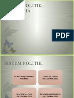 SISTEM POLITIK INDONESIA1