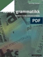 Kirsti Mac Donald - Norsk grammatikk - norsk som andresprаk- Teoribok - 2009