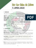 Gt Open 2015