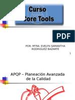 Core Tools Sesión 1