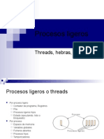 UNIDAD 4 Procesos Ligeros