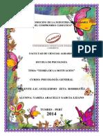 Monografia Psicologia General