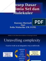 01. Prof Rika.konsep Dasar Biologi Sel Dan Molekular