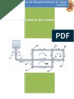 Diseño de Redes de Abastecimiento de Agua Potable