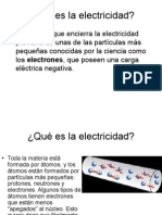 Origen de La Electricidad