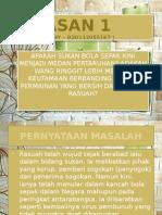 QKU3023 Falsafah, Etika & Estetika Kesukanan T1-PPT
