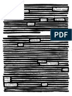 Five Deaths (Blackout Poetry)