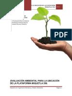 Proyecto Ecologia I
