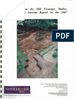 Interim Report 2007 - Mellor Excavations