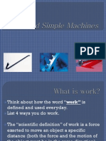 work and simple machines weebly
