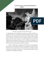 Entre El Compromiso Social y La Ficción, Pedro Meyer