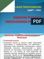 01. Osnovni pojmovi proizvodnog procesa