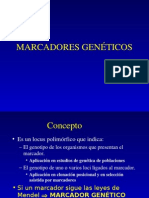 Marcadores Moleculares - Biotecnología de Plantas USFQ (1)