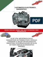 1 Transeje Automatico Electronico -(Diagnostico) 3 a 4 - 15 Abril