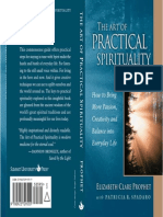 Art of Practical Spirituality How to Bring More Passion Creativity and Balance Into Everyday Life Sample