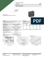 ENG DS OSA Series Relay Data Sheet E 0411