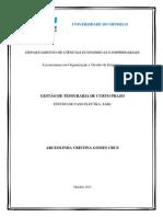 Cruz 3013. Gestão de tesouraria de curto prazo. Estudo de caso Electra Sarl..pdf