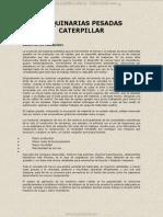Manual Descripcion Maquinaria Pesada Caterpillar
