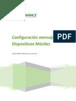 Configuracion Mensajero Dispositivos Moviles