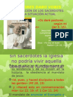 Pastores Dabo Vobis