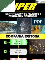 Curso Identificacion Peligros Evaluacion Riesgos Iper Ssma