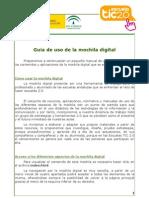 Guía de Uso de La Mochila Digital