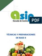 Cocina Basica II