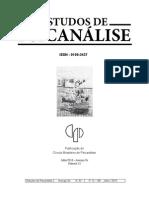 Estudos de Psicanlise-166pg