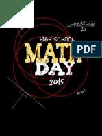 mathday tshirt design 1