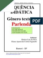 PARLENDA - SEQUENCIA DIDÁTICA1