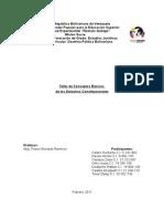 CLASE de DOCTRINA - Derecho Civiles y Otros
