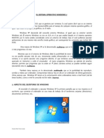 Tema 2 El Sistema Operativo Windows Parte 1